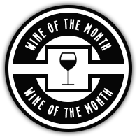 Fresh Tracks Farm: Wine of the Month crest